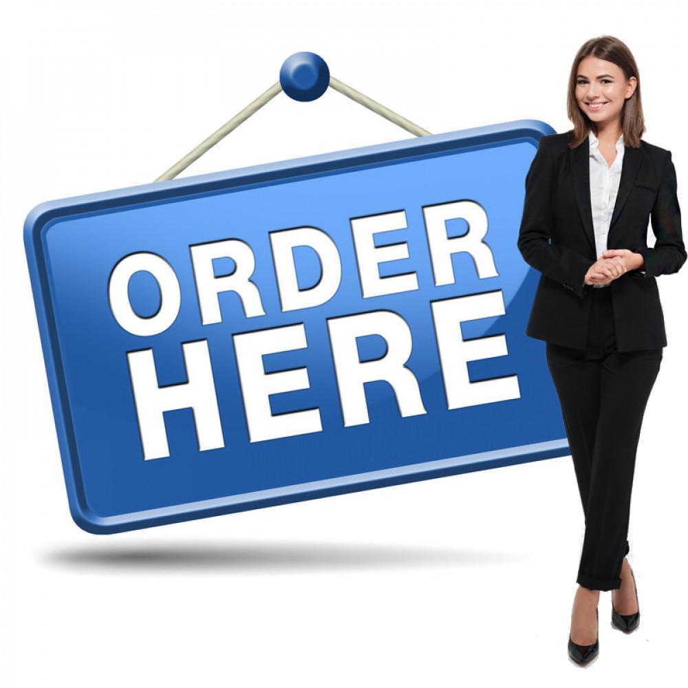 Custom Order Form