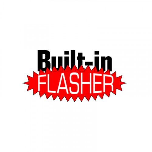 Flasher Built in LED Directional Signs and Signals