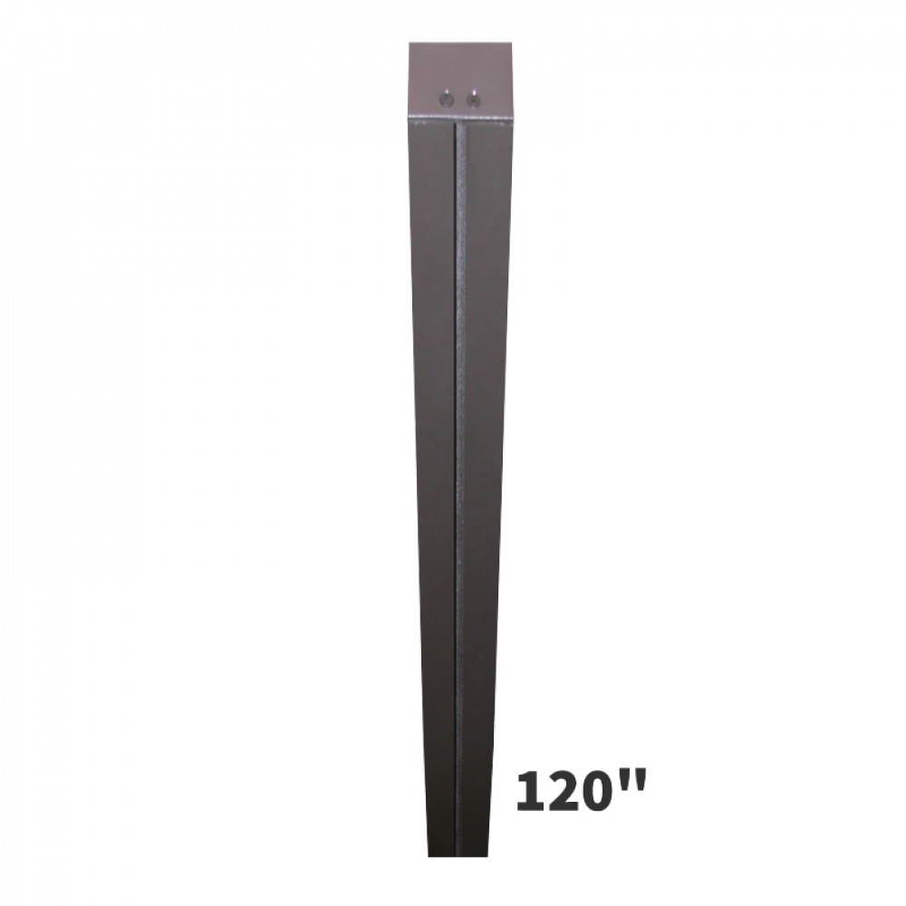 Sign Post 10ft Tall Direct Burial Mount Post
