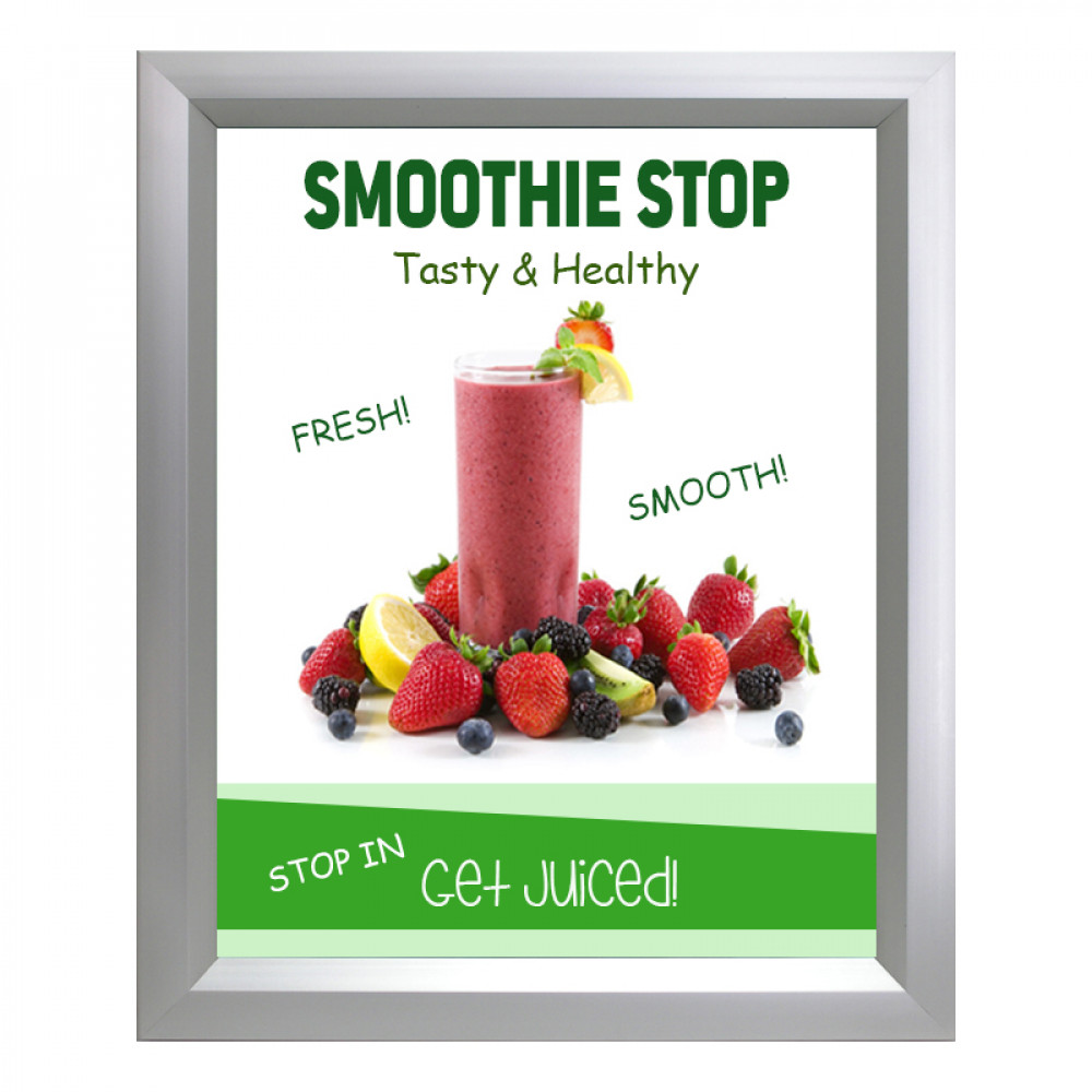 Slide In Poster Frame 18x24 Indoor or Outdoor Signs