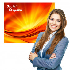 Backlit Graphic 22 x 28 Printed Poster for Lightbox Signs