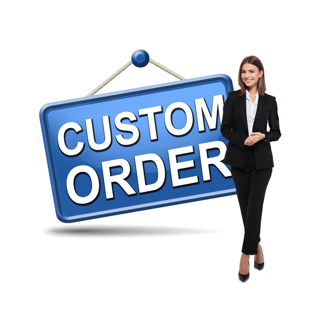 Custom Order with Lightbox Shop