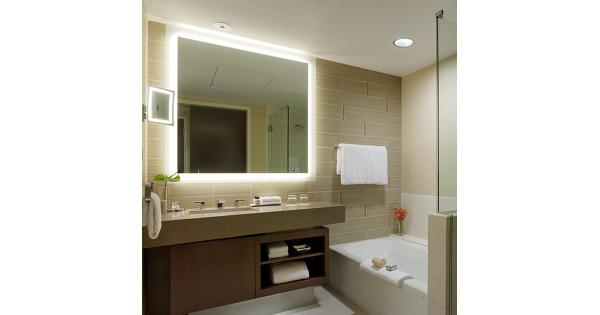 Luxury Illuminated Vanity Mirror, Silhouette Led Vanity Mirror Reviews