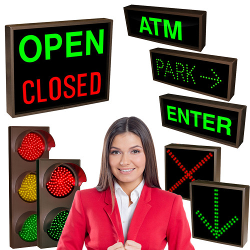 LED Directional Signs