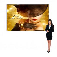 Vail SEG Fabric Light Box Display 8ft x 6ft, 120DB