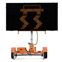 Traffic Sign Trailers