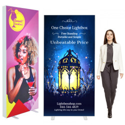 Backlit Banner Stands (4)