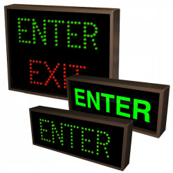 Enter and Exit Signs (31)