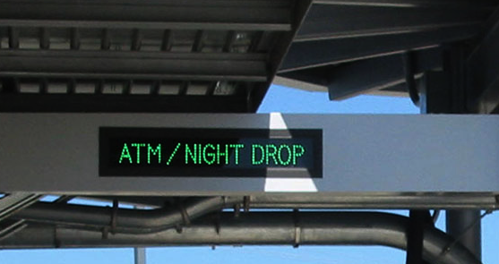 ATM Bank Signs