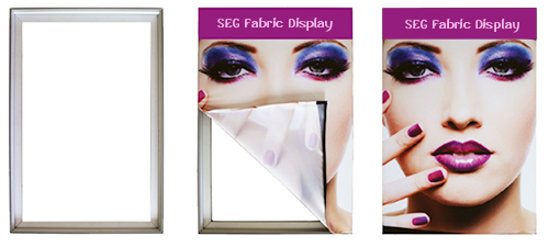 SEG Fabric Displays