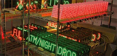 LED Directional Signs are Made in the USA