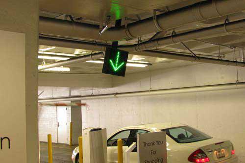 Directioanl Arrow LED Signage