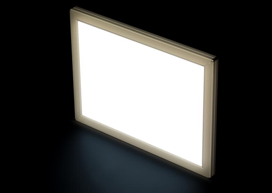 Lit led light box