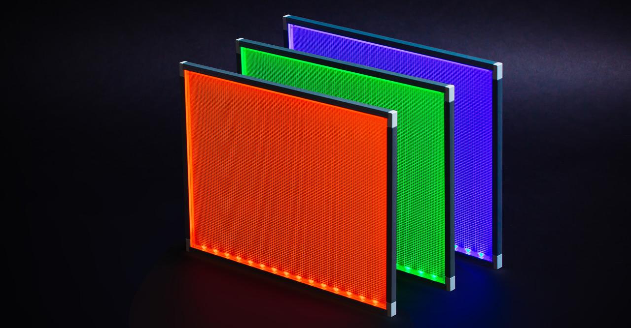 RGB Light Box Modules